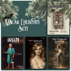 Macar Edebiyatı Seti Ürün Detay