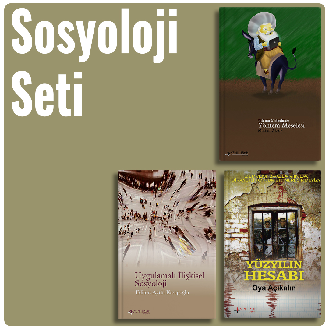 Sosyoloji Seti Ürün Detay