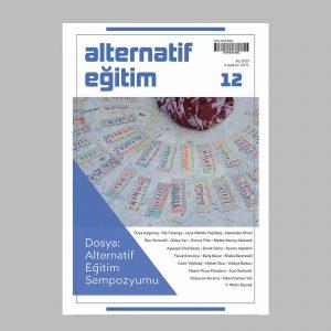 Ürün Detay Alternatif Eğitim 12. Sayı