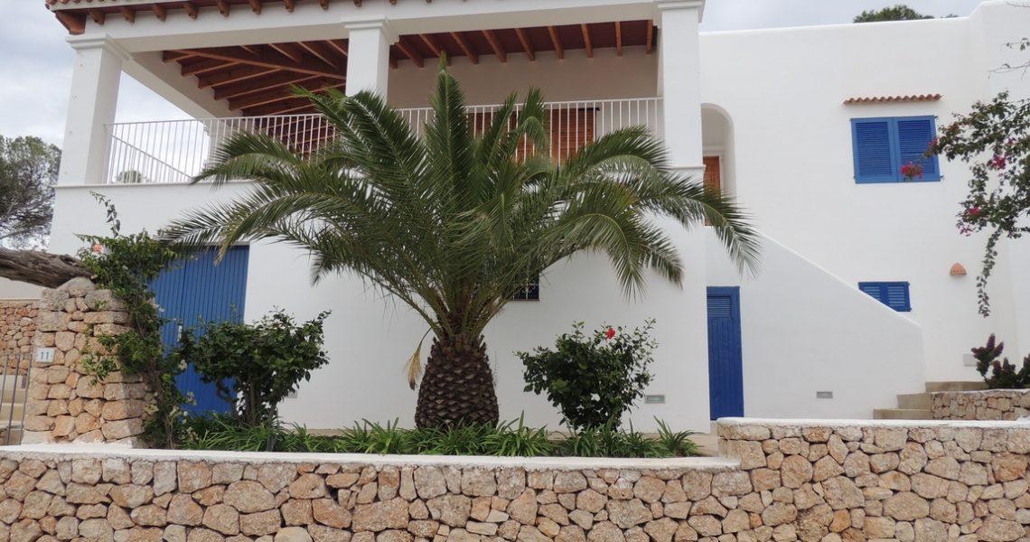 Villa in Ibiza near Cala Vadella