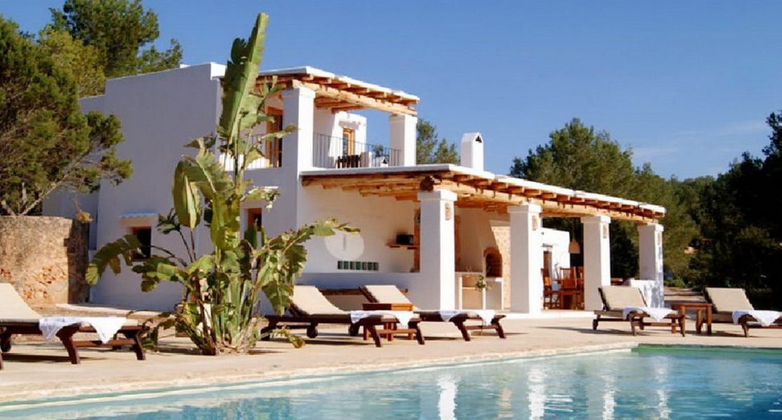 Recently renovated country villa in Ibiza