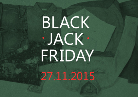 Black Jack Friday