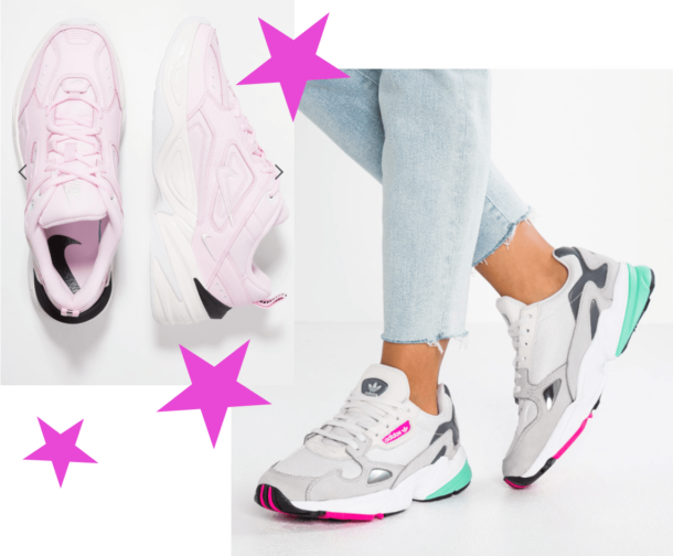 Chunky sneakers e1536225785796 Ugly Sneaker Trend 2018