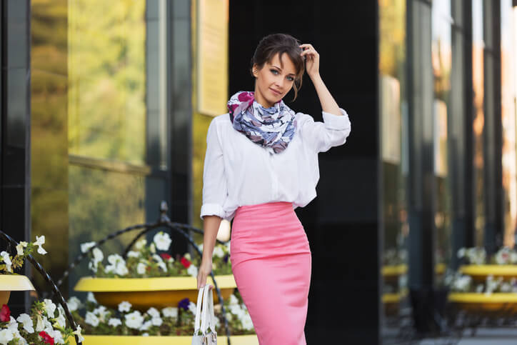 Business Outfit Sommer eleganter Rock Business Outfit Sommer