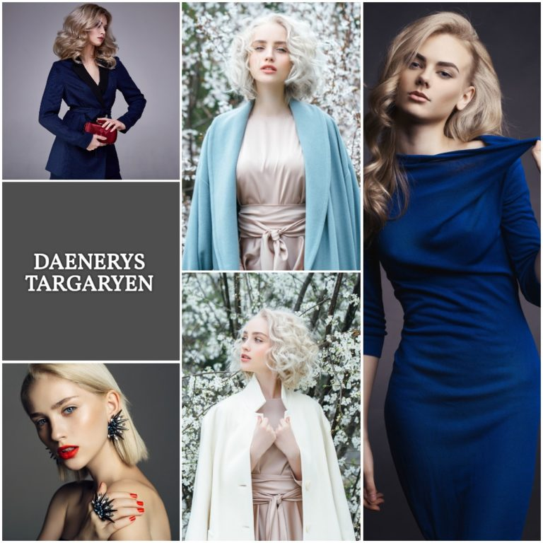 Game of Thrones Kleidung Daenerys