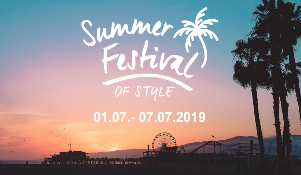 Summer Festival of Style