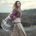 Trend of the week: capes en poncho's!