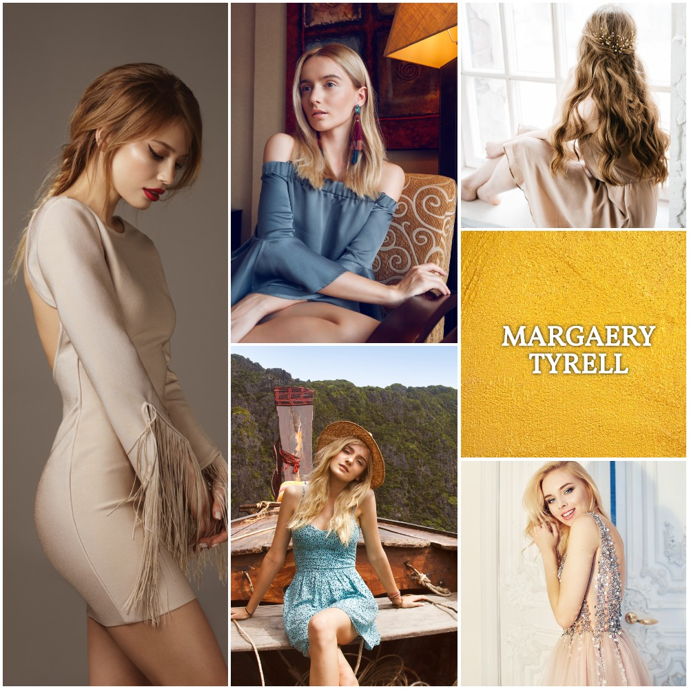 Margaery tyrell outfit
