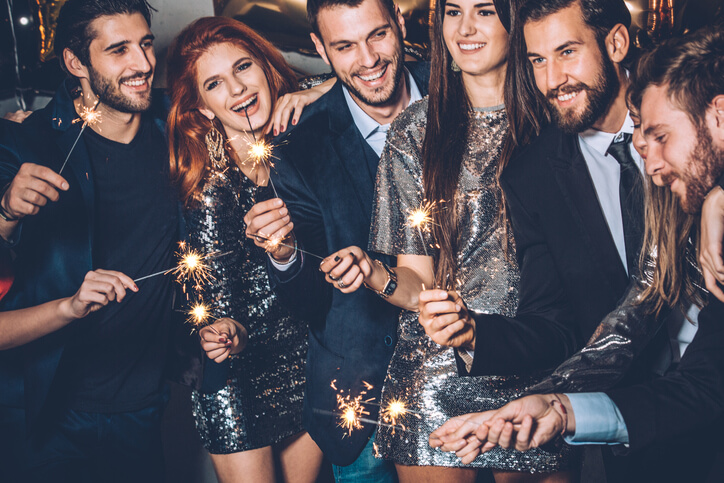 iStock 872848760 1 Make a grand entrance with unforgettable New Year's Eve outfits