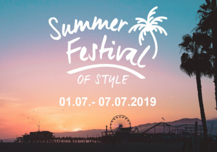 Summer Festival of Style Zlalando Lounge