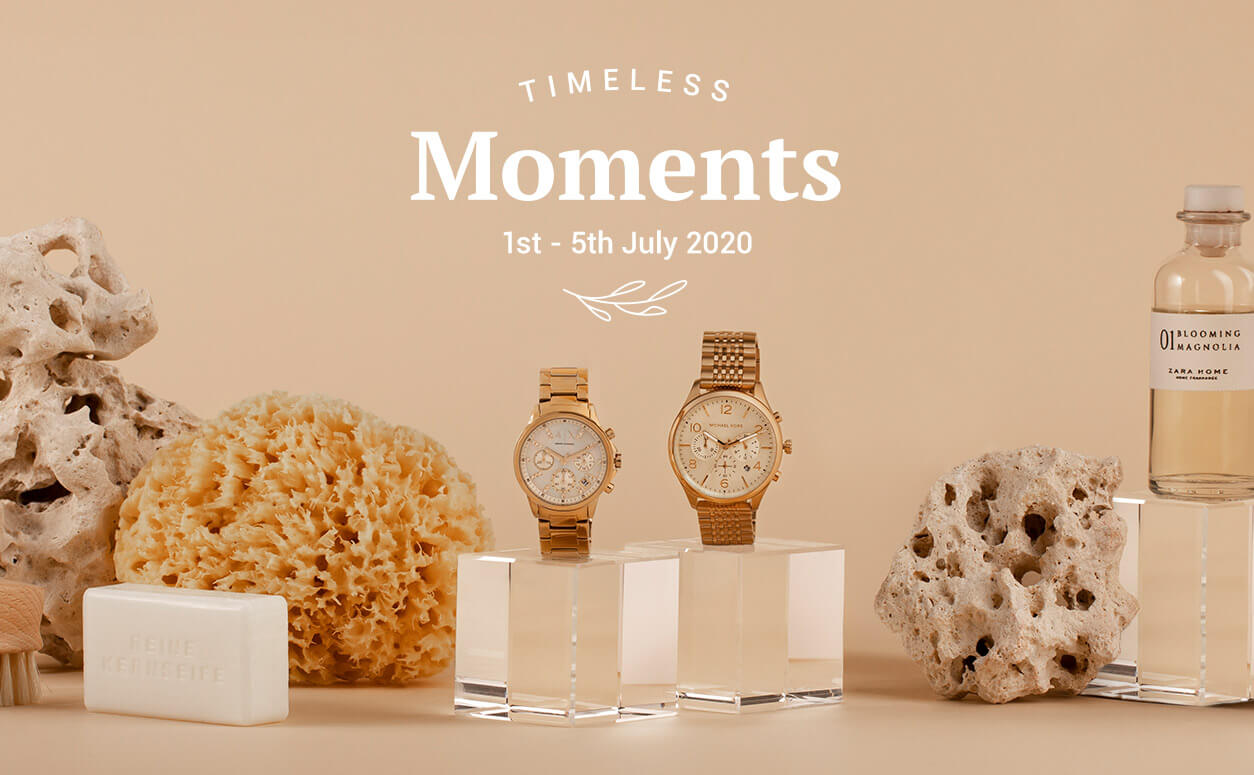 Timeless Moments July 2020