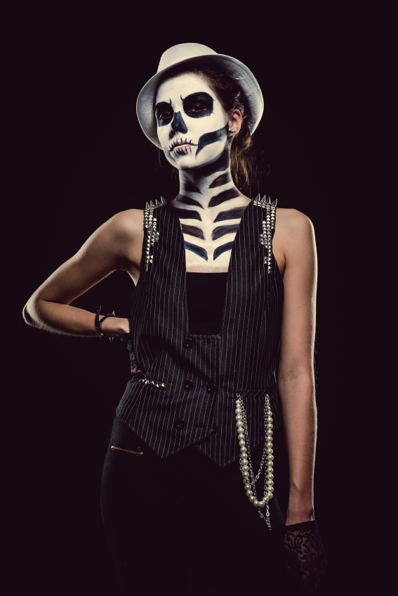 iStock 000029037608 Small Anche per il party di Halloween sii fashion!
