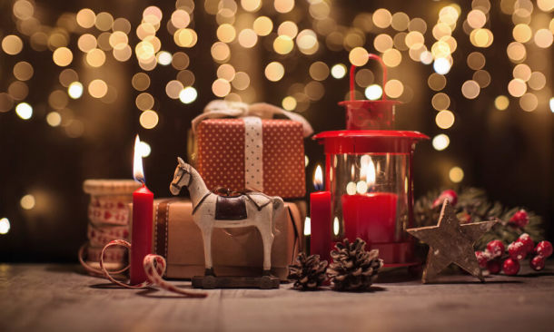 cosa regalare a Natale home decor