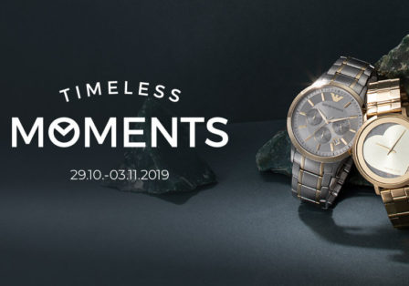 Fossil Timeless moments