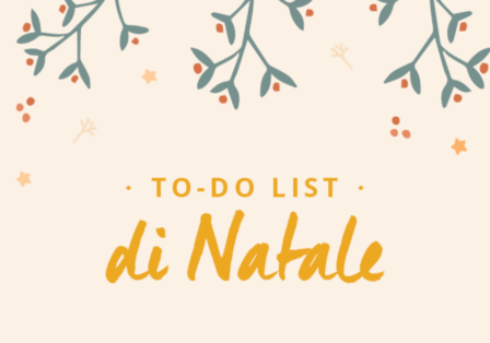 To do List Natale scaricabile Zalando Privé