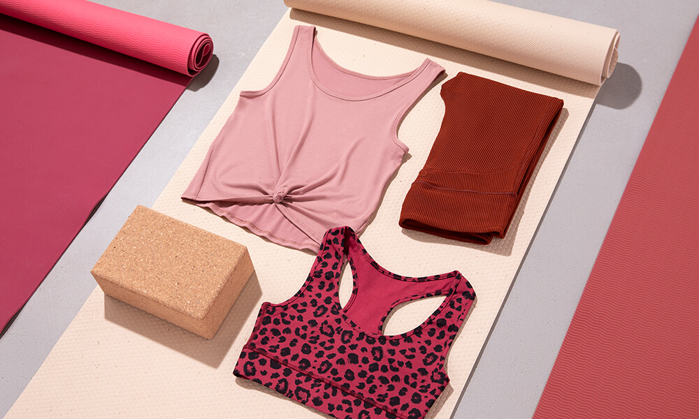 outfit deportivo yoga