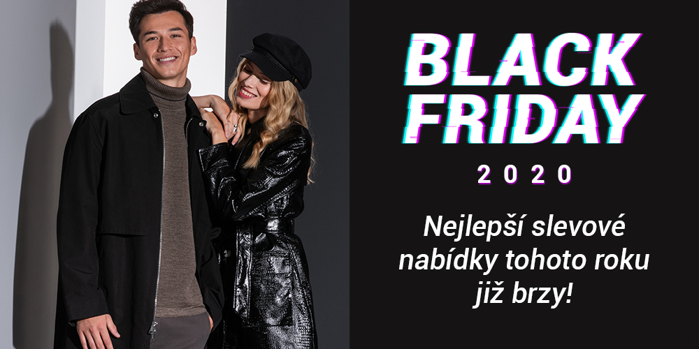 Black Friday CZ 2020
