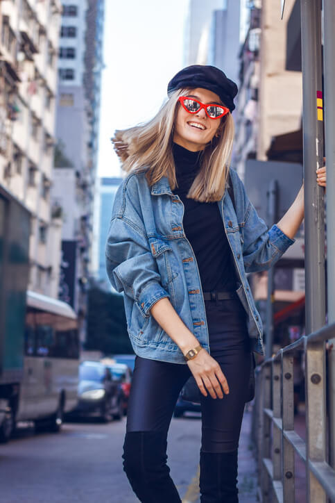 urban style Pepe Jeans Outlet