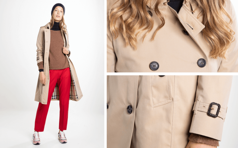 Burberry outlet trench donna Zalando Privé