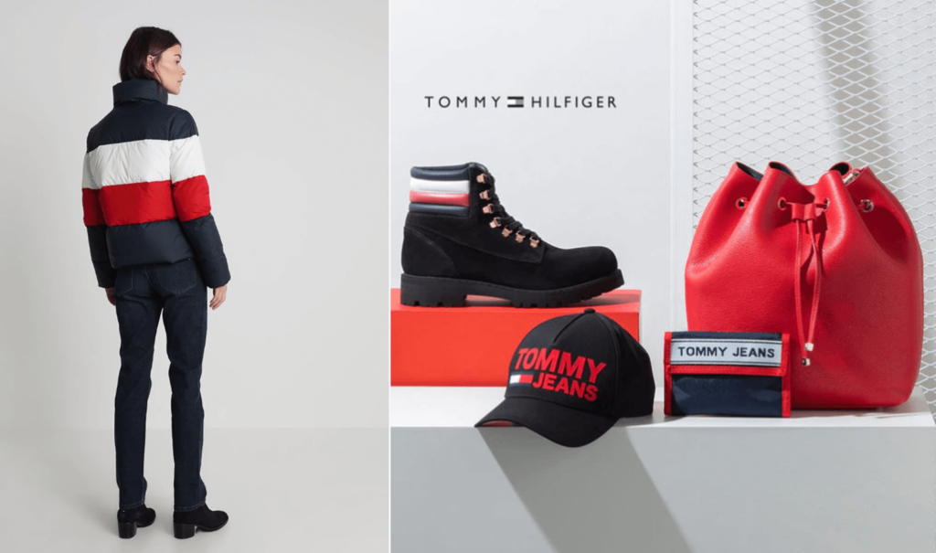 Tommy Hilfigher outlet Zalando Privé
