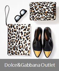 Dolce&Gabbana Outlet