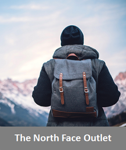 The North Face Outlet sportowy