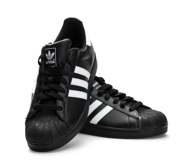new style 08792 66296 low price adidas originals superstar 80s sneakers core black white zalando.dk  8be00 b4972  canada czarne adidas superstar w kampaniach zalando lounge  buty ...