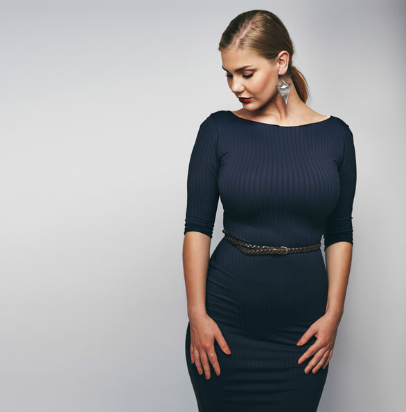 plus size mode günstig