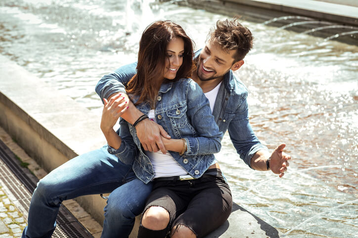 Couple Superdry Jeans