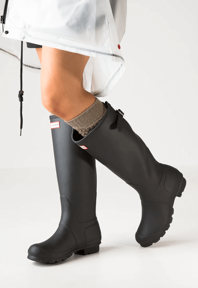 Hohe Hunter Boots