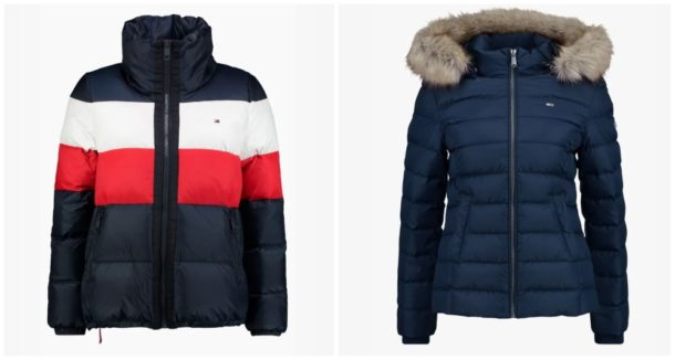Tommy Hilfiger Ivan Quilted Bomber Jacket Chaqueta Mujer