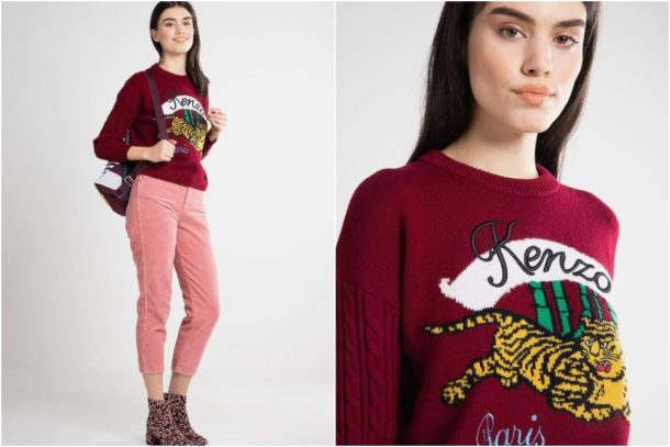 kenzo mujer outlet
