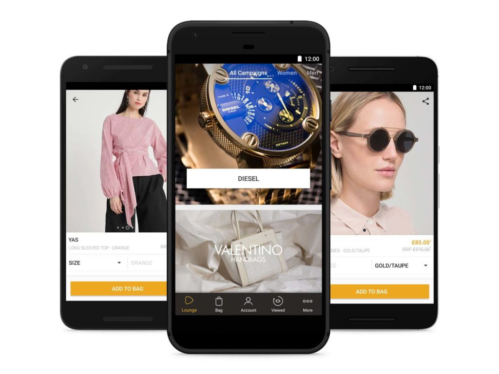 Zalando Lounge Android App 1024x768 Zalando Lounge Apps