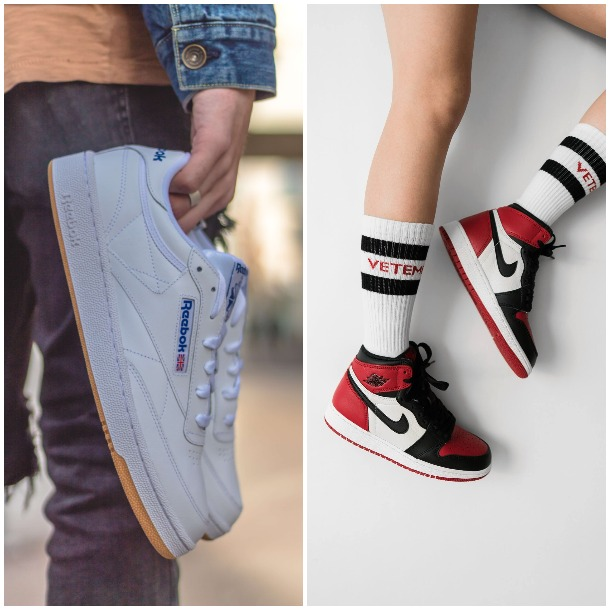 sneakers pas cher