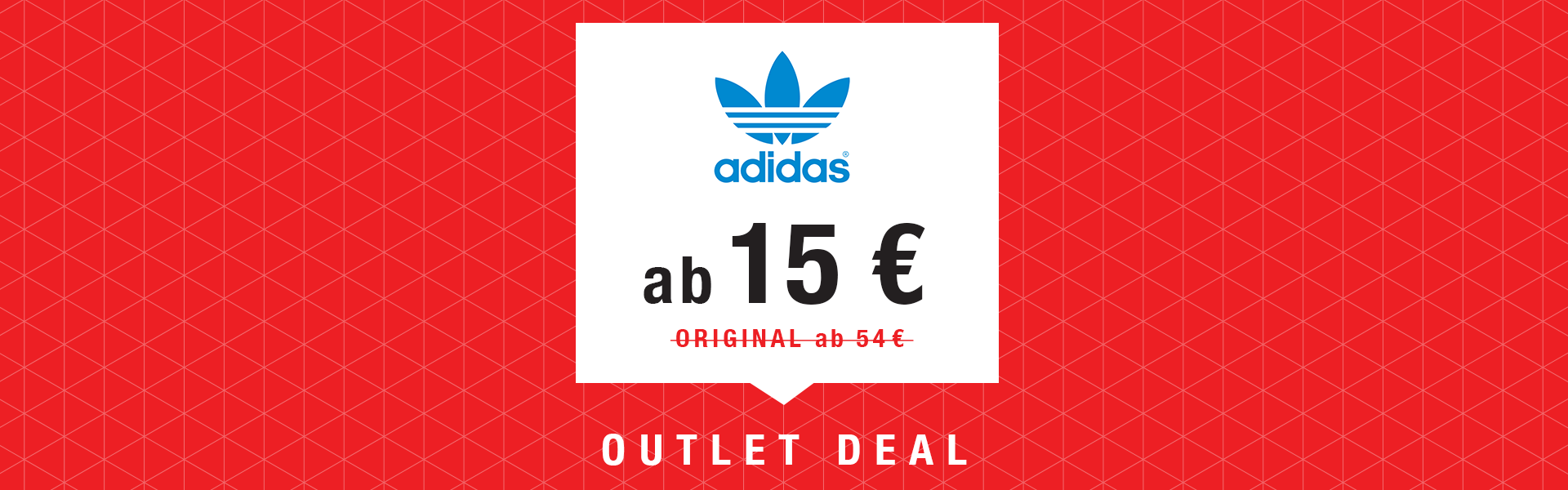 ZALANDO-OUTLET adidas Deal