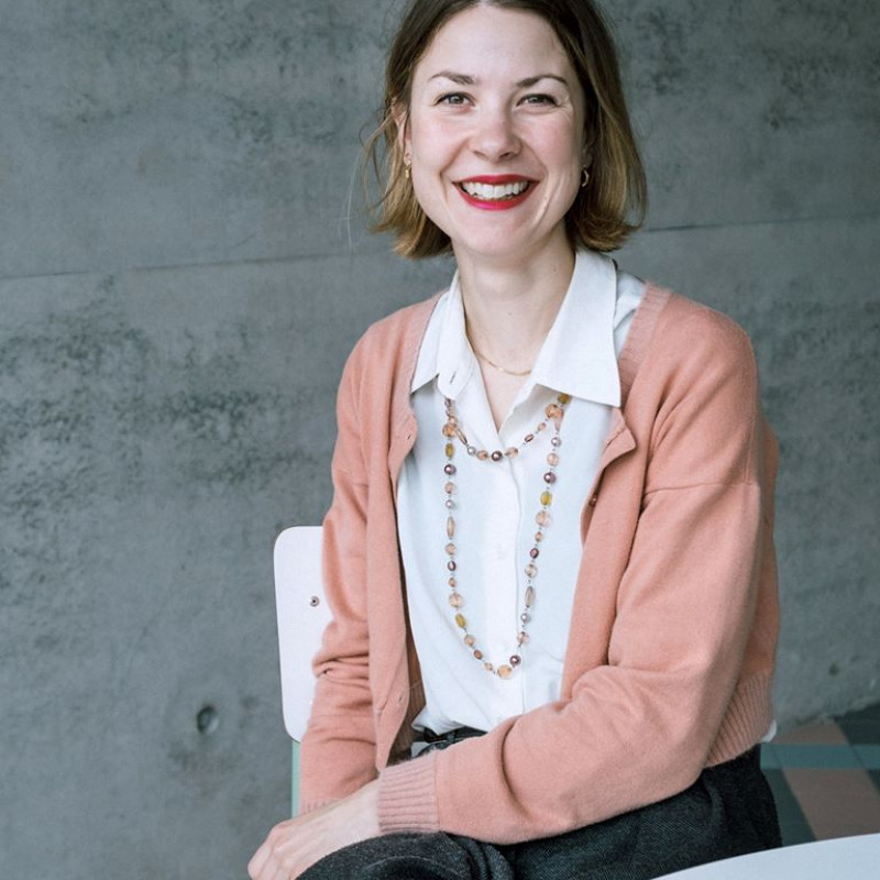 Portret Chloë Janssens