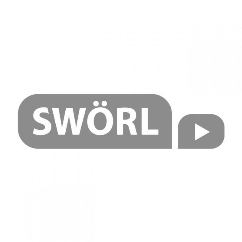 Sworl logo black & white