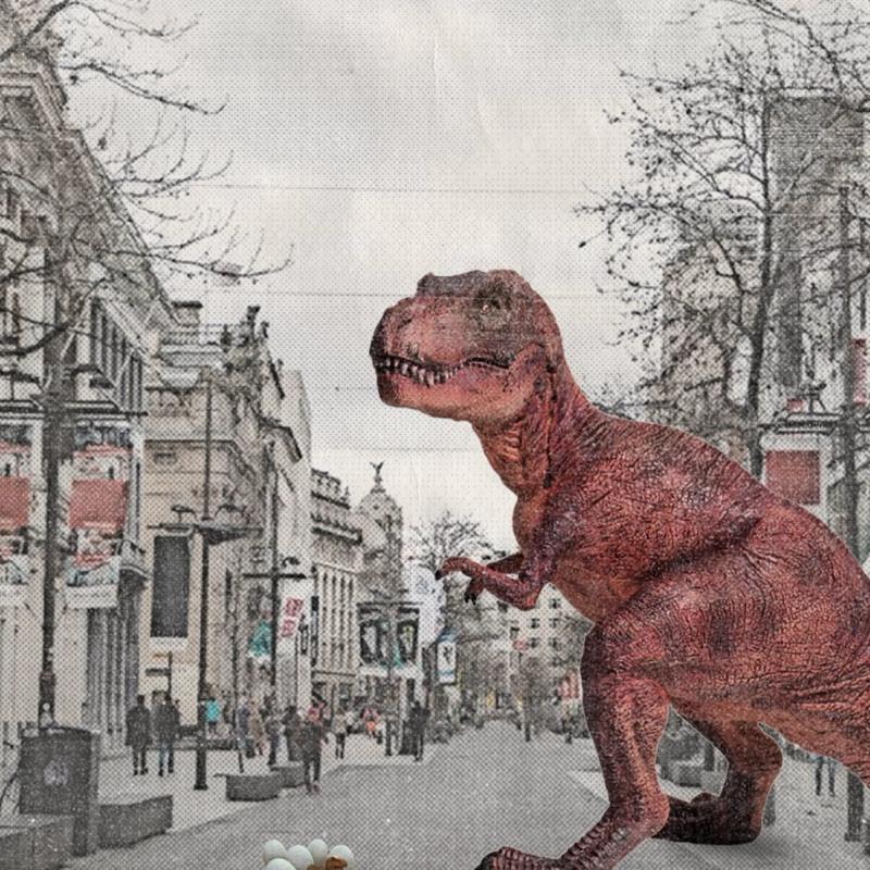 Award Winning Designers - T-Rex