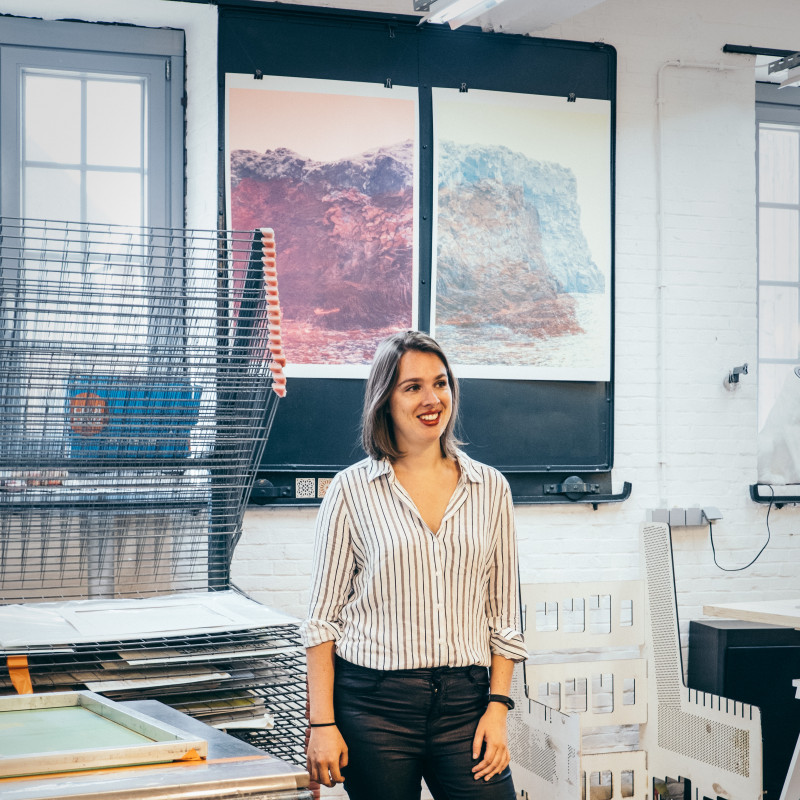 Sanne Hendrickx - Faber Makerspace