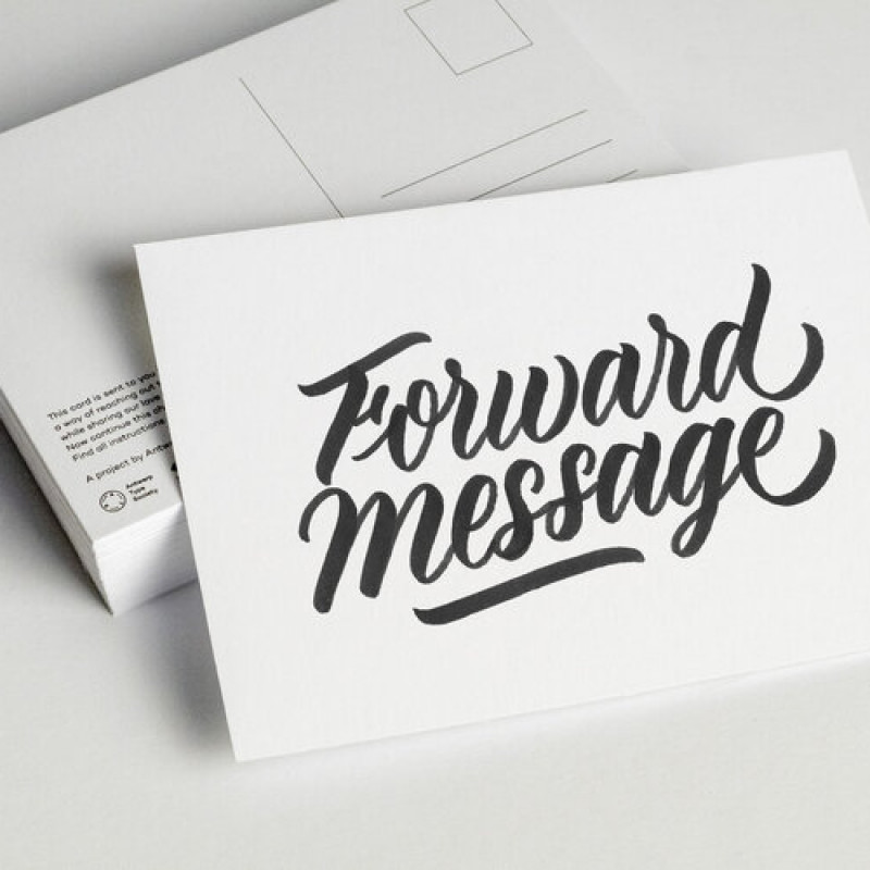 forward message