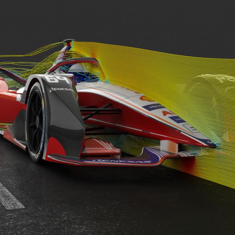 aerodynamics Mahindra
