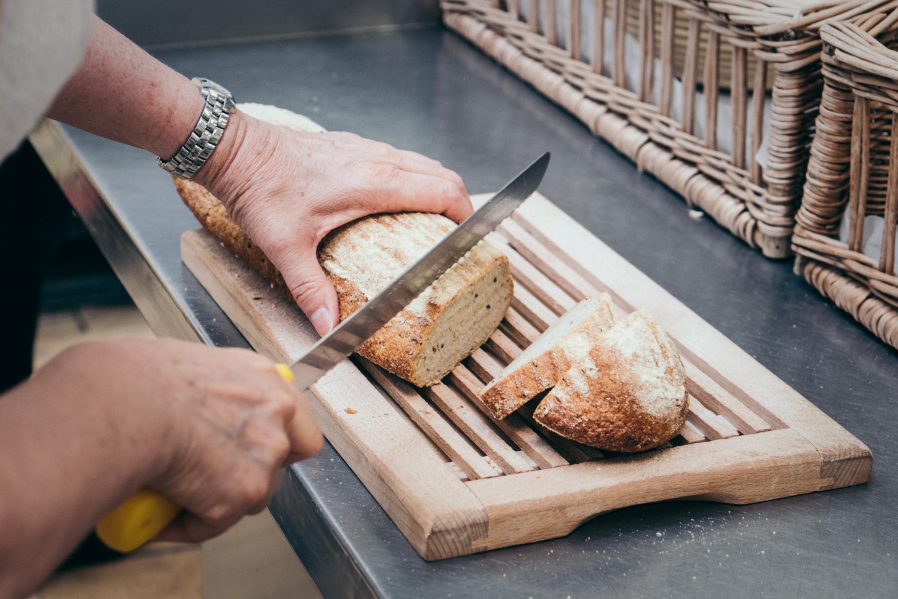 het traagste brood