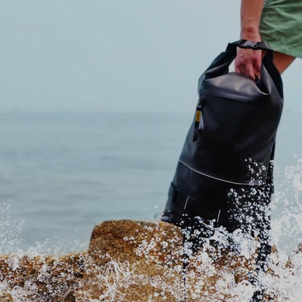 DEW backpack
