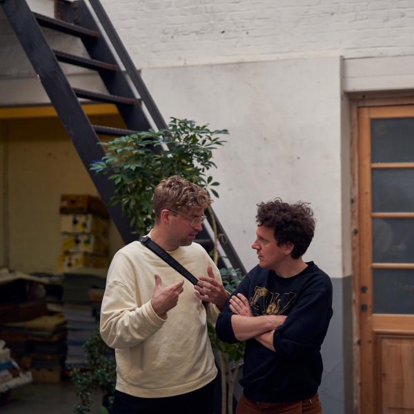 Jonathan & Frederik (c) Niko Caignie