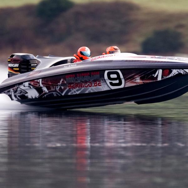 Speedboot design