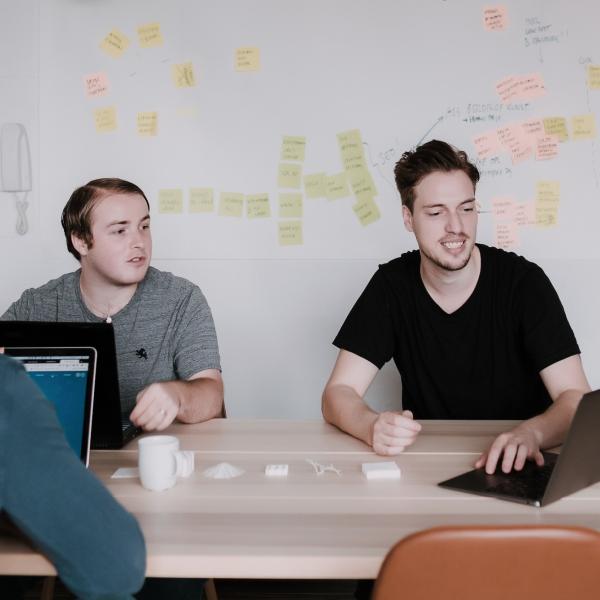 Matthijs De Block trajectbegeleiding innovatieworkshop en brainstorm