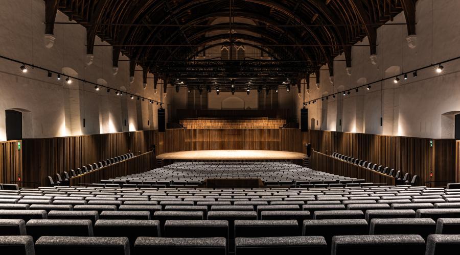 Picture of De Bijloke concert hall