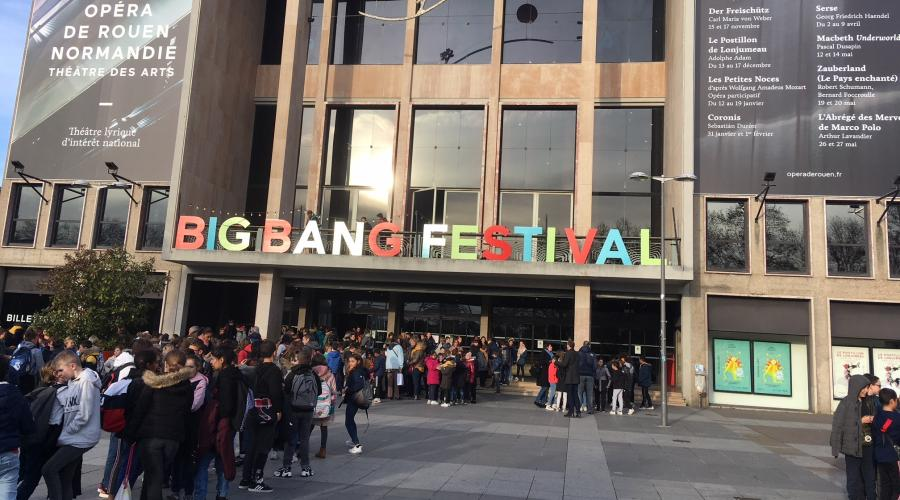 Picture of BIG BANG Festival Rouen 2019