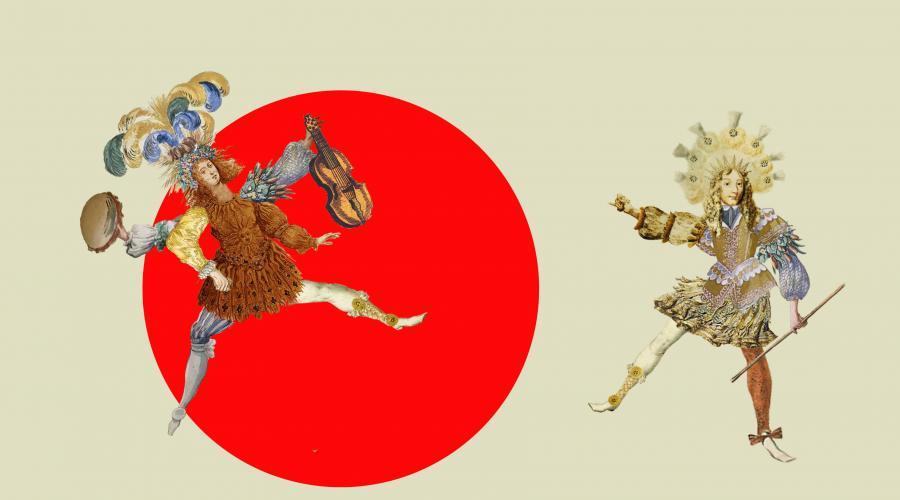 Le Grand Ballet Zonzo Compagnie