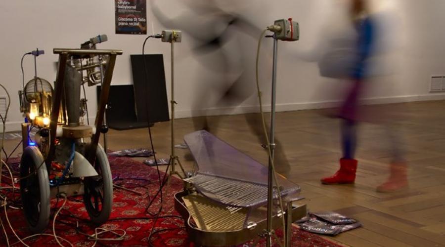 Robot Orchestra © Kristof Lauwers